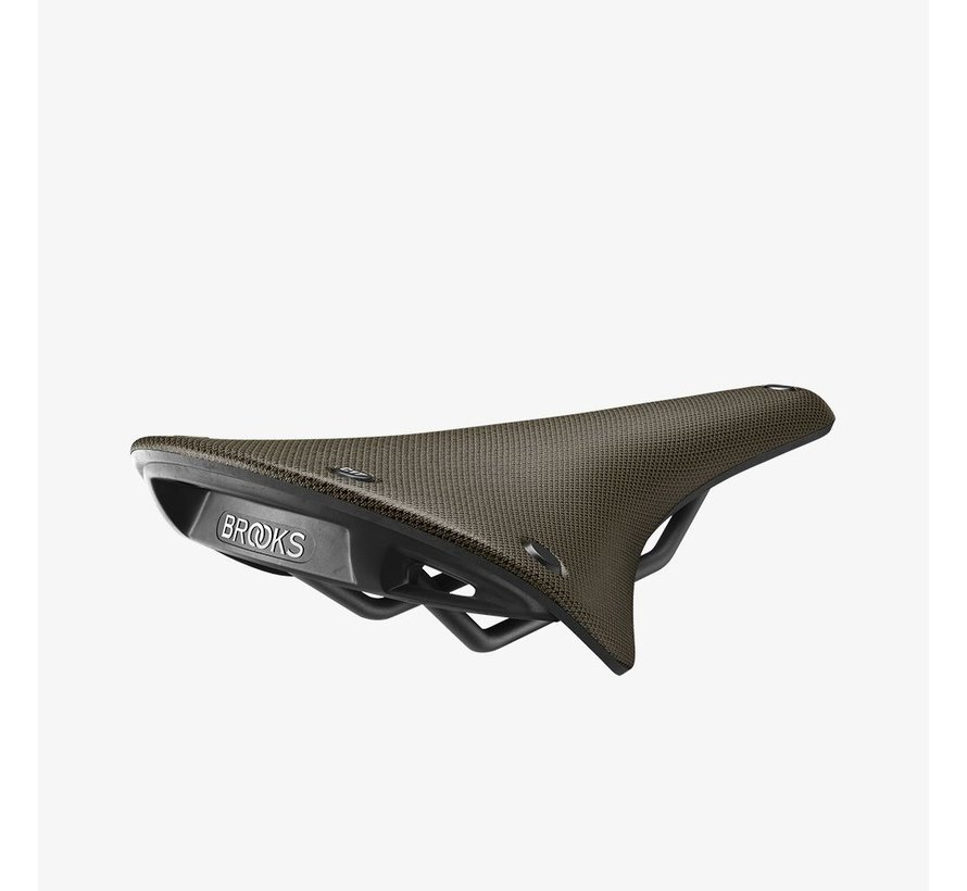 Brooks Cambium C17 Saddle Mud