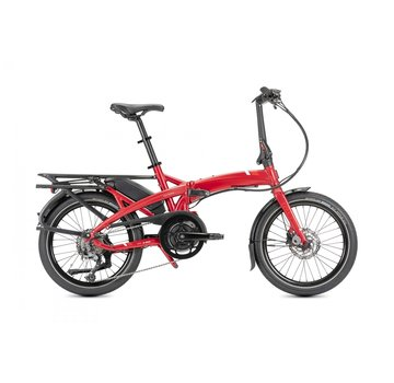 Tern Tern Vektron Q9 Electric Folding Bike Red