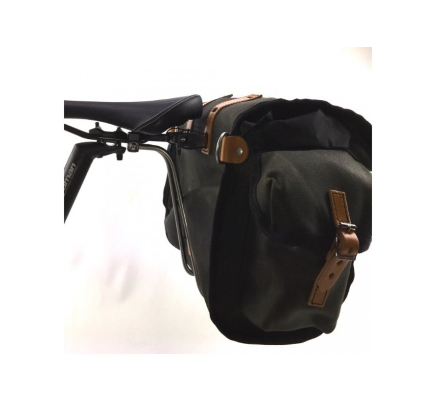 Carradice Bagman Quick Release Expedition Support