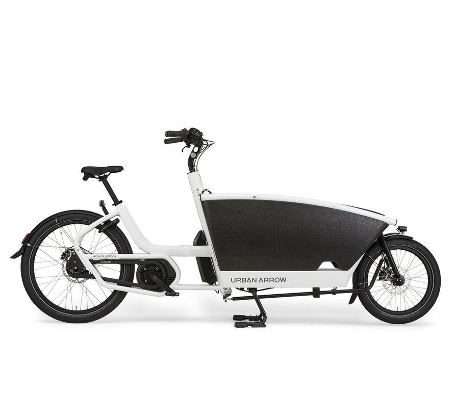 Urban Arrow Family Electric Cargo Bike With Cargo Line Motor and 500W Battery