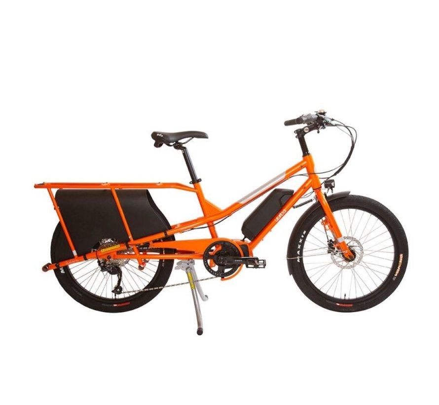 Yuba Kombi E5 Electric Cargo Bike