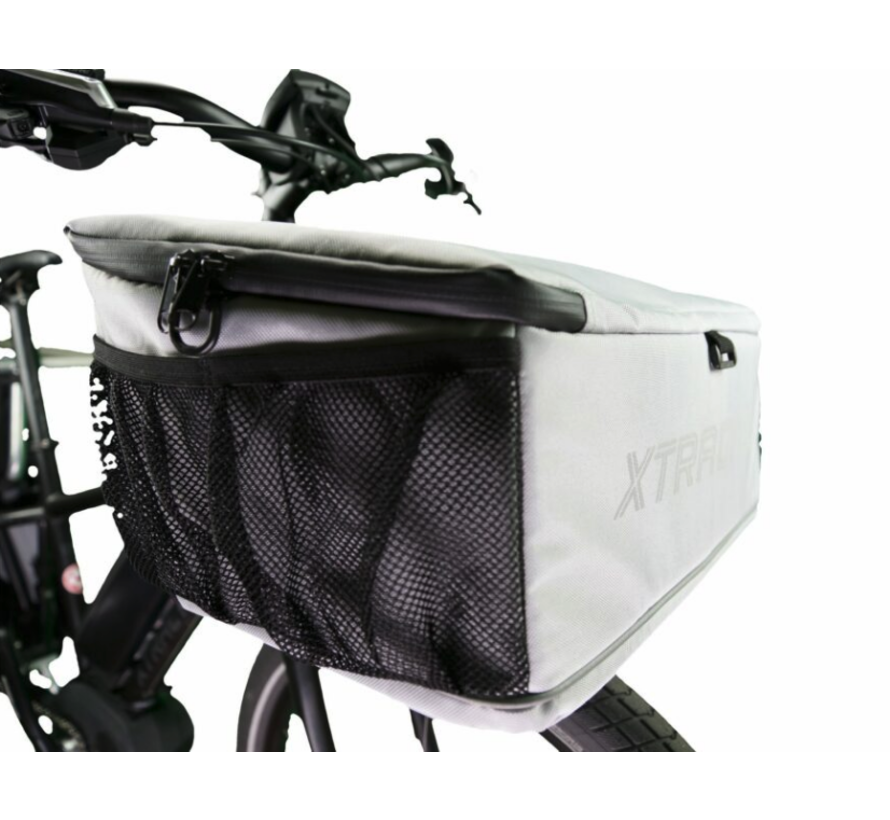 Xtracycle Porteur Pack, Silver