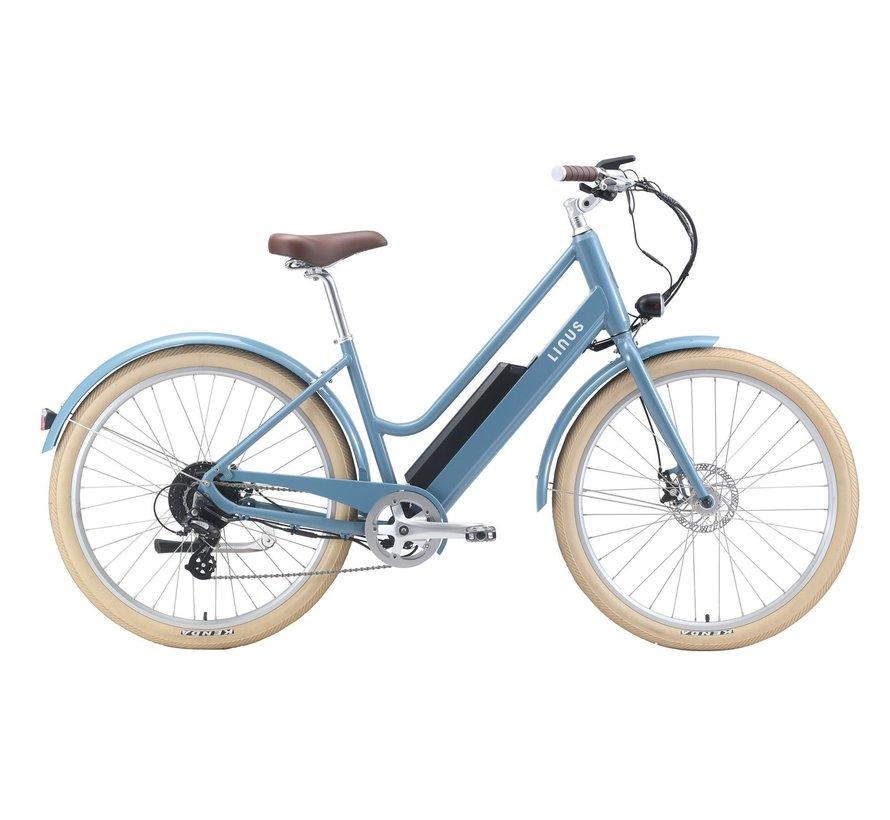 Linus Cesta Electric City Bike