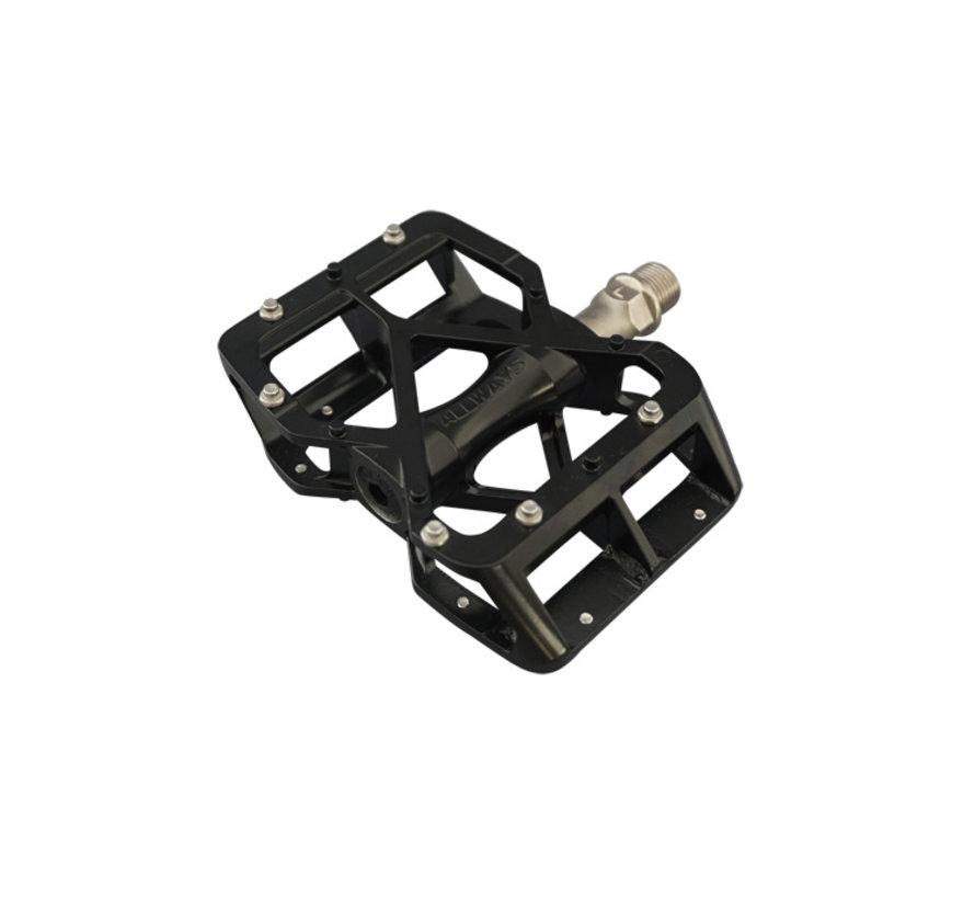 MKS Allways pedals, black