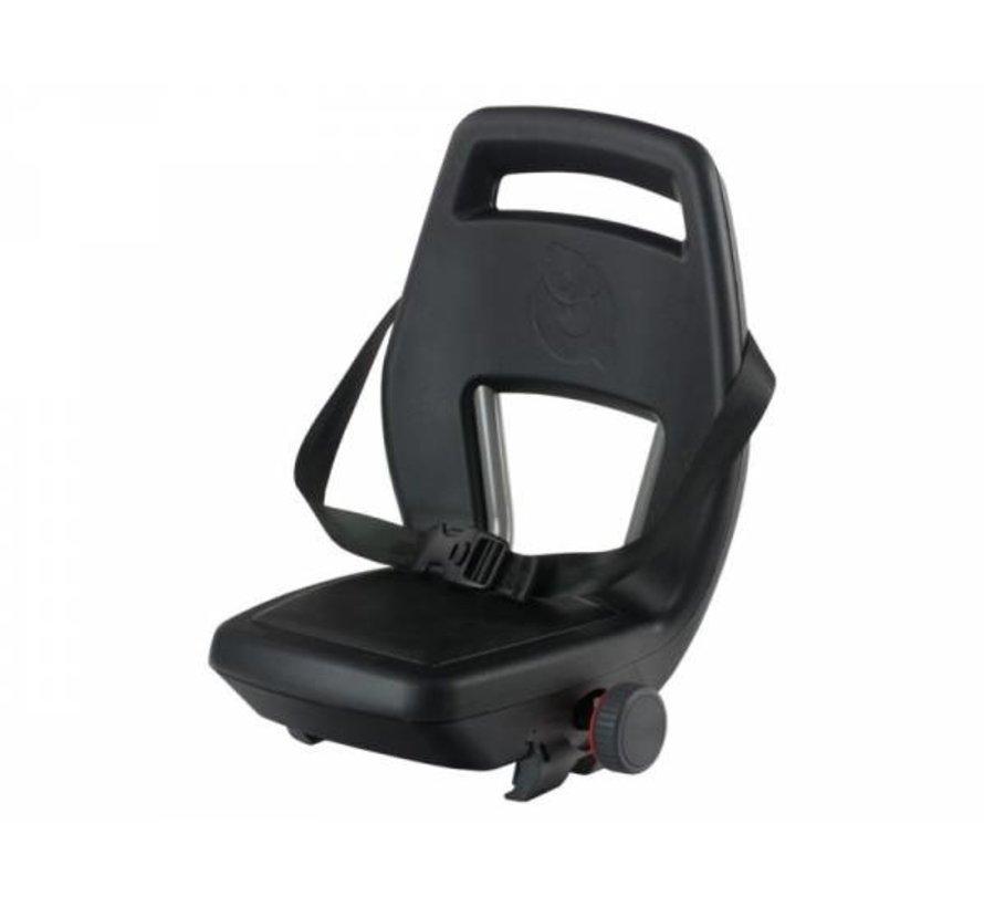 Qibbel Junior 6+ Rear Child Seat - Black