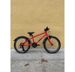Frog Bikes Lightly Used Frog Kids Bike 55 Red 20 in Wheel