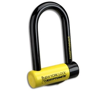Kryptonite NY Fahgettaboudit Mini U-Lock