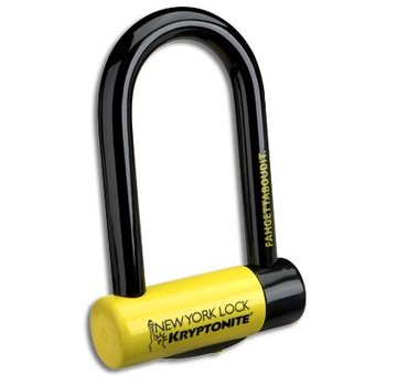 Kryptonite NY Fahgettaboudit Mini U-Lock