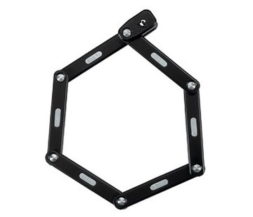 Abus ABUS Bordo Keyed 6000 Folding Lock Black 75cm