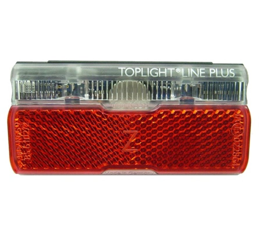 B&M Toplight Line Plus Brake-Tek tail light