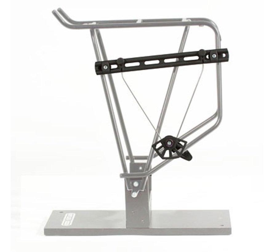 Ortlieb QL3 mounting set, black