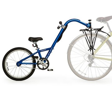Burley Burley Kazoo trailercycle, blue