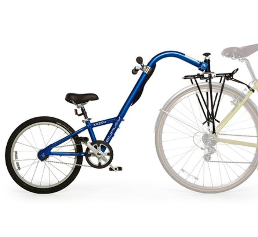 Burley Kazoo Trailercycle, Blue