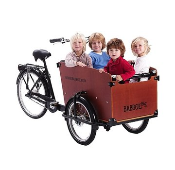Babboe Babboe Big Cargo Bike