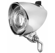 Busch & Muller B&M Lumotec Classic T Senso Plus Headlight, Silver