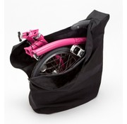 Brompton Brompton Bike Cover and Saddle Bag Black - QCOV