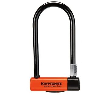 Kryptonite Evolution U-Lock (4 in x 9 in)