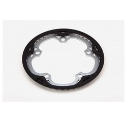 Brompton Brompton Chainring and guard for spider Type crankset 44T - QCHRINGA-SPI-44