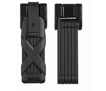 Abus ABUS Bordo 6500/85 cm 2.8 ft Folding Lock With Keys