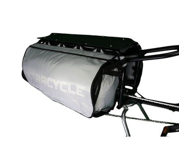 xtracycle Xtracycle CarryAll Bags, Pair, Includes Waterproof Lids