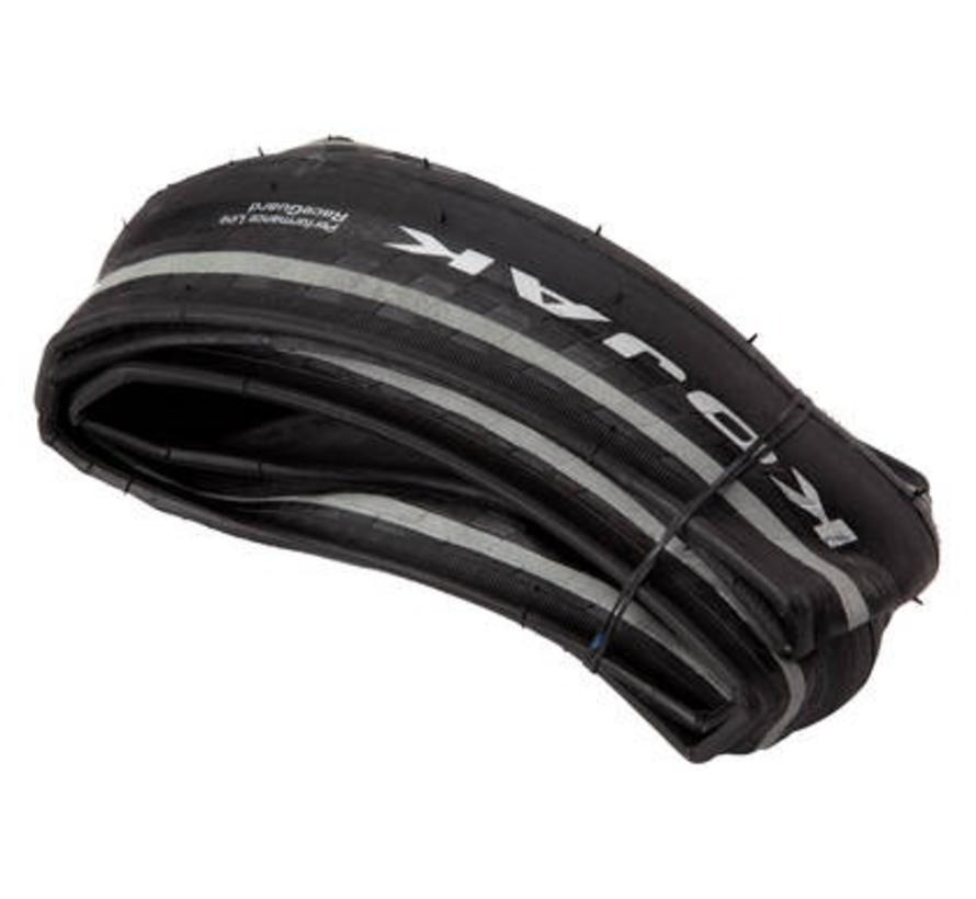 Brompton Schwalbe Kojak Tire 32 349, Kevlar Folding Bead and Reflective Strip - QTYRKOJAK