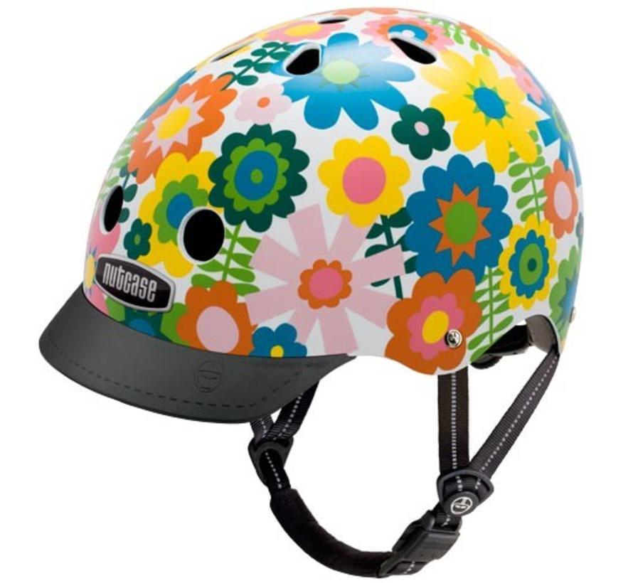 Nutcase Street In Bloom Helmet