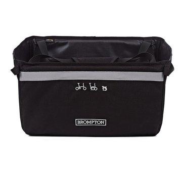 Brompton Brompton Basket Bag Black - QFBSK-BK