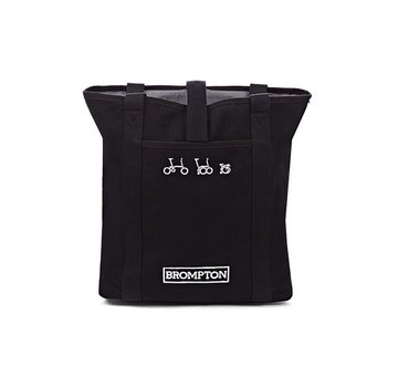 Brompton Brompton Tote Bag Black - QTOTEB-BK