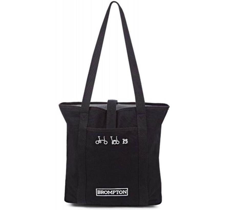 Brompton Tote Bag Black - QTOTEB-BK