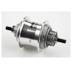 Brompton Brompton Rear hub for 6 speed BWR - QHUBR3-BWR