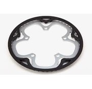 Brompton Brompton Chainring and guard for spider Type crankset 54T - QCHRINGA-SPI-54