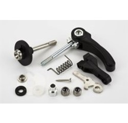Brompton Brompton Rear Frame Clip Kit With Quick Release - QRFCLIP-RETKIT