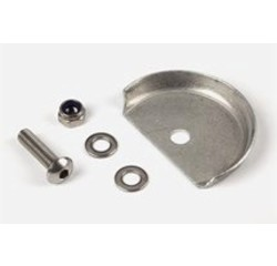 Brompton Brompton Cable Fender Disc Front for Version E - QCFDISC