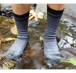 Showers Pass Showers Pass Crosspoint Waterproof Wool Crew Socks