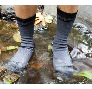 Showers Pass Showers Pass Crosspoint Waterproof Wool Crew Socks