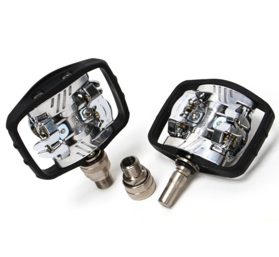 MKS Ezy US-S Clipless Pedals, SPD