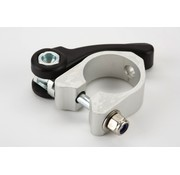Brompton Brompton Telescopic seatpost clamp band and Quick Release Silver - QSPTCBA