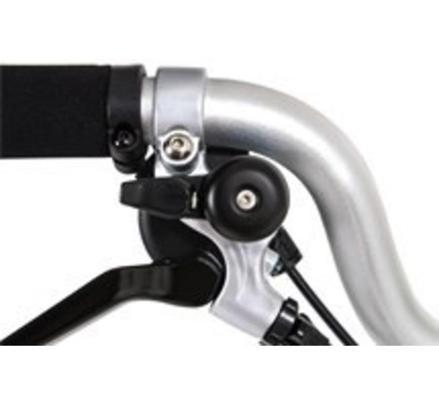 Brompton Bell and Fittings for Integrated Brake Lever Underbar Black - QBELL[2]