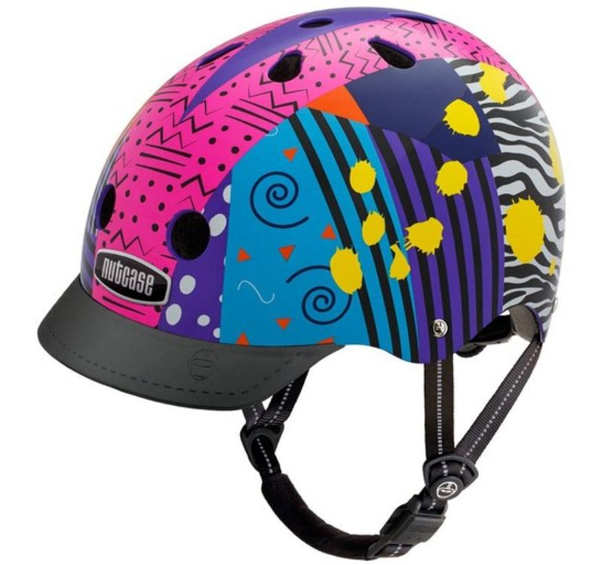 Nutcase Street Totally Rad Helmet