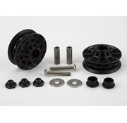 Brompton Brompton Chain Tensioner Idlers and Fittings for 2 and 6 Speed - QCTIDLDRSET