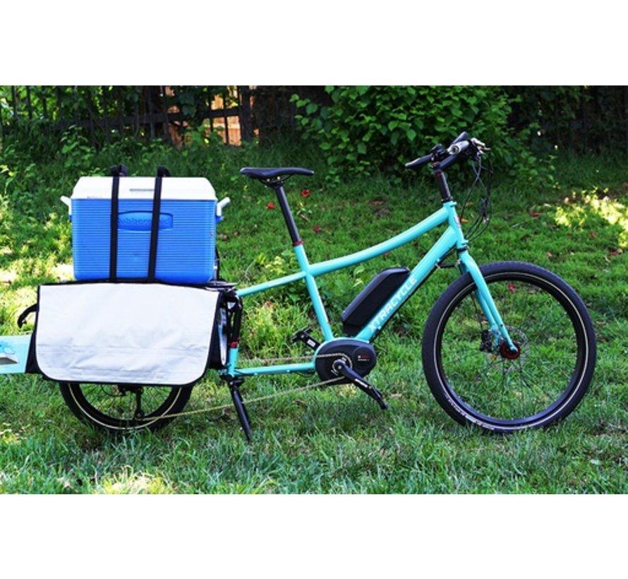 Xtracycle EdgeRunner Electric Cargo Bike, 10E, Demo