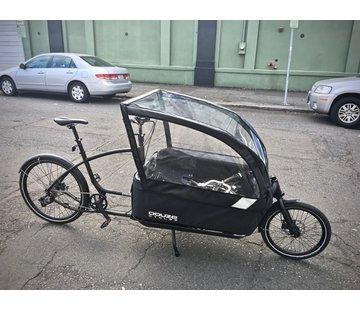 Blaq Design Blaq Design canopy for Douze XL cargo bikes