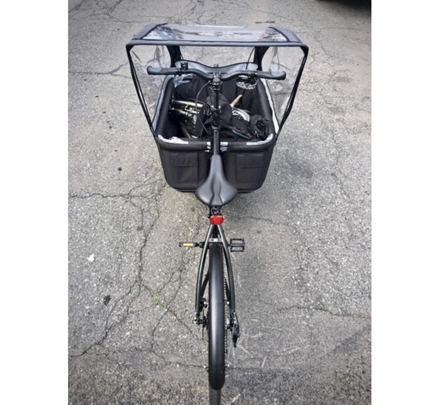 Blaq Design canopy for Douze XL cargo bikes