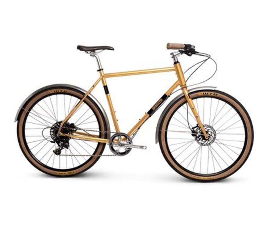 2018 Breezer Doppler Cafe City Bike