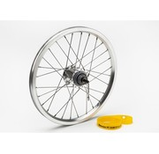 Brompton Brompton Rear Wheel 3-Speed BSR Includes Fittings Silver - QRW3SS-SA