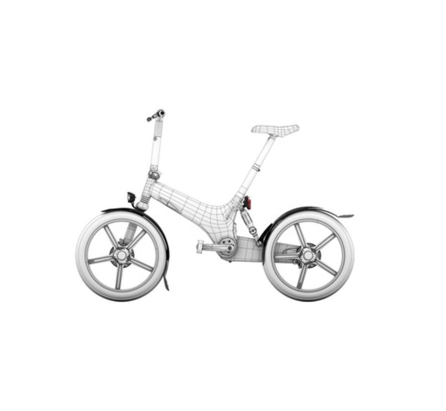 Gocycle Fender Set