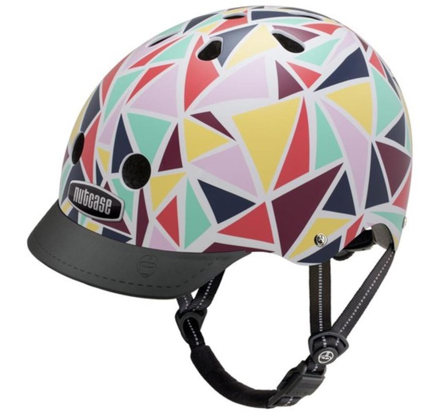 Nutcase Street Kaleidoscope Helmet