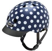 Nutcase Nutcase Street Navy Dots Helmet