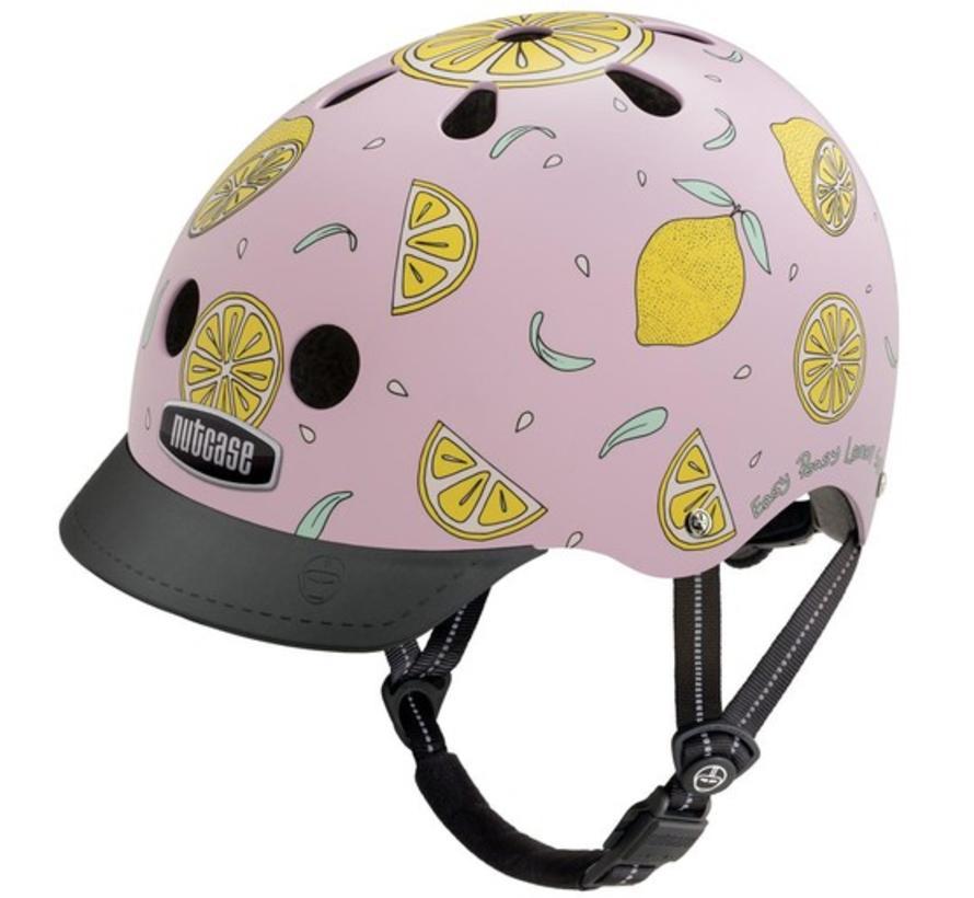 Nutcase Street Pink Lemonade Helmet