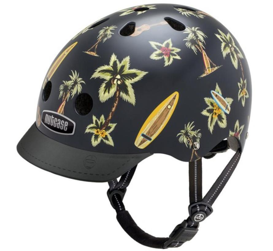 Nutcase Street Hawaiian Shirt Helmet